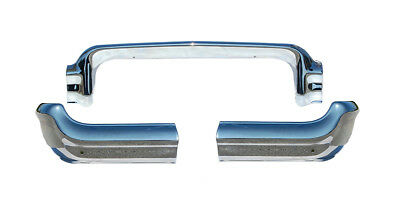 1958 Chevy Impala Bel Air Biscayne 3 Piece Front Bumper-NEW