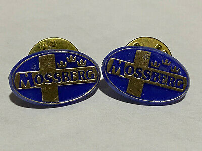 Rare Mossberg Collectable Plastic Pin
