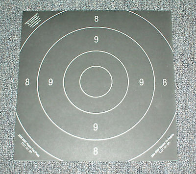#121CP Targets 250/pack Center Patches for #120 ISSF