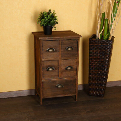 chest drawers cabinet bedside table cupboard antique book. Black Bedroom Furniture Sets. Home Design Ideas
