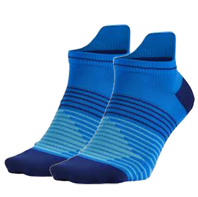 Nike Anti-Blister No Show Running Gym Sports Socks