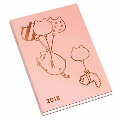 Pusheen the Cat A5 Diary 2018