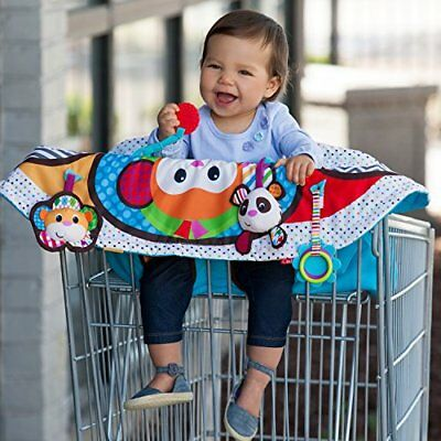 NEW Infantino Play and Away Cart Cover and Play Mat (204-115)
