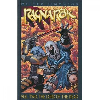 Ragnarok  Volume 2: Lord Of The Dead Hardcover