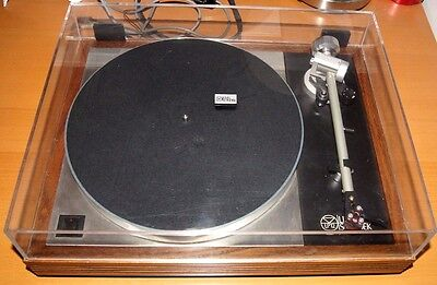 LINN SONDEK LP 12 TURNTABLE PLATTENSPIELER With LINN TROIKA MC Cartridge