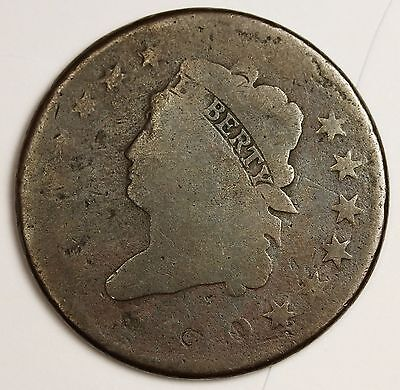 1810 Large Cent.   Circulated.  99302