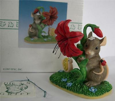 Charming Tails * Peek-A-Boo In The Posies * Gcc * Mouse