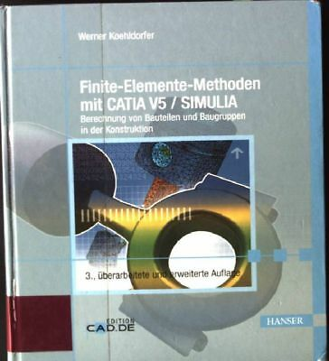 Finite elemente methode eur 20 00 picclick de for Finite elemente berechnung