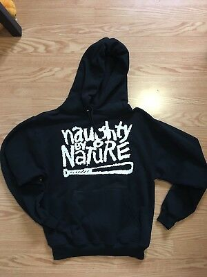 Naughty By Nature Vintage 1990's Hoody