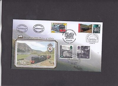 2010-2011 Great Little Trains of Wales Buckingham Covers Cover