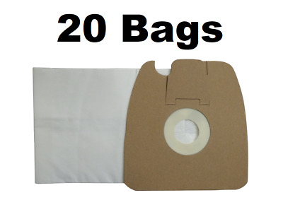 20 Micro Lined Bags for Eureka MM Mighty Mite 3670 3680 Canister Vacuum