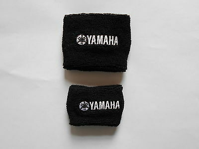 Motorcycle Reservoir Covers (for brake + clutch) Yamaha r1 r6 yzf yzf-r6 yzf-r1
