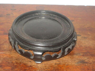 Old Oriental Wooden Stand
