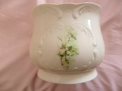 Donegal Parian China Floral Pot -  Excellent Condition