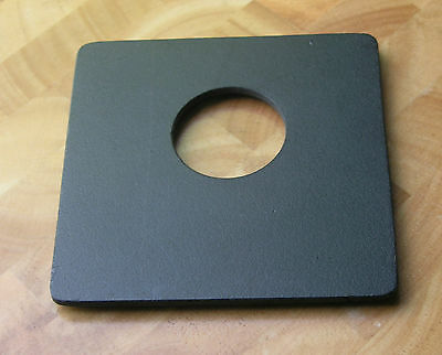 pattern offset MPP mk8 VIII lens board panel with copal compur 0 hole 33.5mm