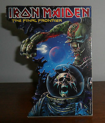 Mini PLV IRON MAIDEN - The Final Frontier
