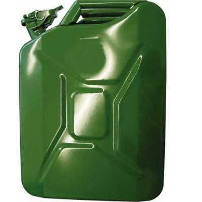 Jerry Can 10 Litre Fuel Reserve Canister with Un Approval
