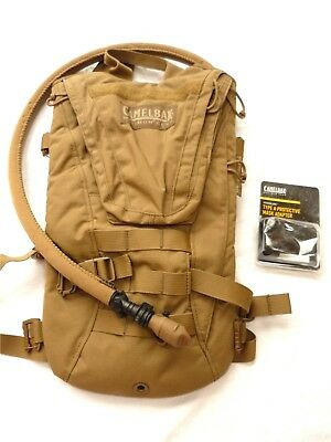 Military Issue Camelbak Coyote Brown 3 Litre Maximum Gear Hydration System ~ New