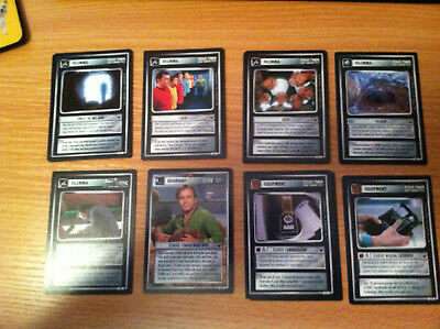 Star Trek CCG - Card Lot - Trouble with Tribbles