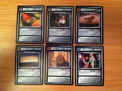 Star Trek CCG - Card Lot - Rules of Acquisition