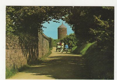 The Old Mill, Sark, Channel Islands 1976 Postcard, B312