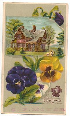 Trade Card Home Sewing Machine
