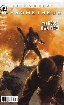 Prometheus Life And Death (NM)`16 Abnett/ Mutti