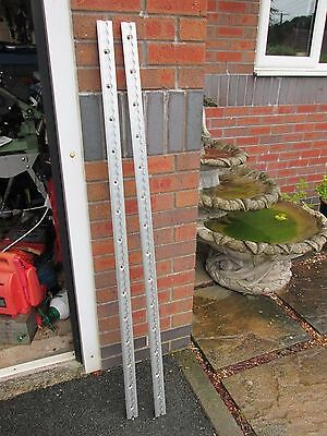 Unwin Surface Tracking  2 x 6 Ft lengths  New
