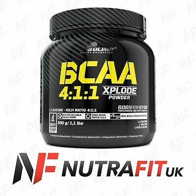 OLIMP BCAA XPLODE 4:1:1 POWDER branched chain amino acids