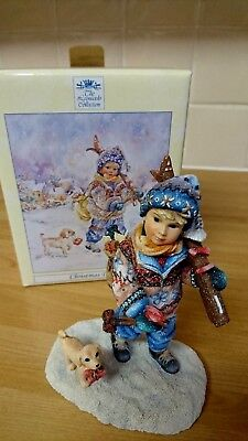 Leonardo Collection Reg'd Edn  CHRISTMAS DELIVERY  Christine Haworth - BOXED