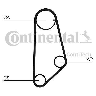 Timing Belt for LANCIA GAMMA/GAMMA Coupe