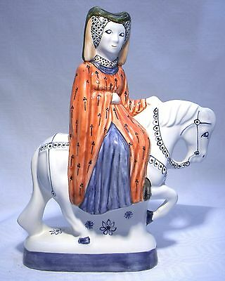 Rye Pottery Canterbury Tales The Guildsman's Wife