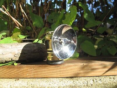Vintage Guys Dropper Miners Brass Carbide Lamp Cad 13