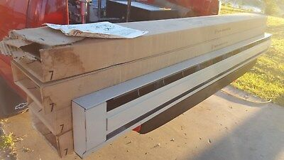Lot Of 5 Raywall Cc2D17 Electric Baseboard Heaters 240/208 V 6 Ft. Long Unused