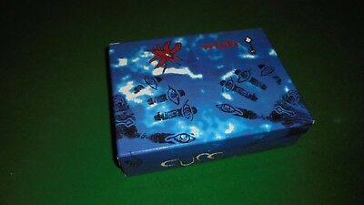The Cure - Wish Epk - Cd Video Cassette - Rare Press Kit , Good Condition