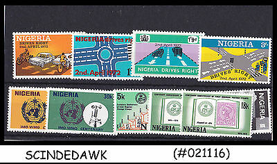 Nigeria - Selected Stamps - 10V - Mint Nh