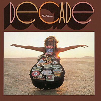 Decade [Vinile] Neil Young