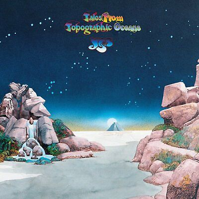 Tales from Topographic Oceans [Vinile] Yes