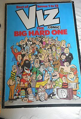 Viz Annual - The Big Hard One (Best of Issues 1 - 12)
