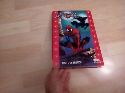Integrale Ultimate Spiderman Tome 10 Marvel Deluxe