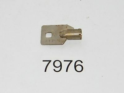 Vending Machine Barrel Key Tubular Key 41755 No Brand Name On Key