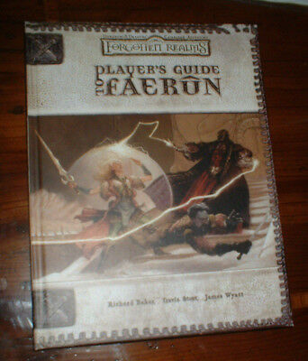 Manuale Fantasy - D&d - Forgotten Realms - Player's Guide To Faerun - Inglese
