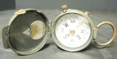 Us Wwi French Made Brass Engineer Corps Compass