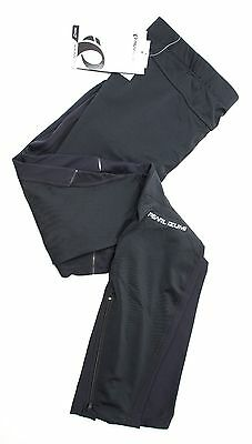 Pearl Izumi Men Pursuit Softshell Running Active Fitness Tights Medium Black NEW