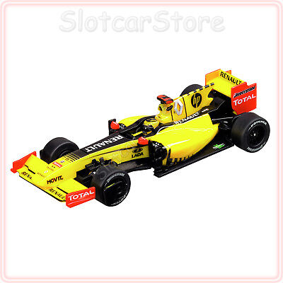 carrera go plus auto car formel 1 f1 renault r30. Black Bedroom Furniture Sets. Home Design Ideas