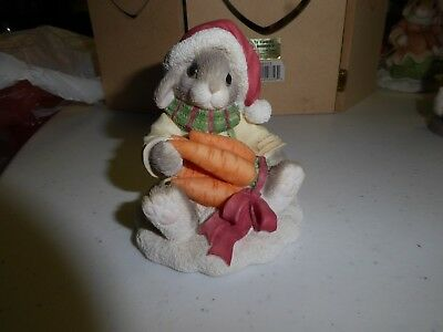 Enesco Blushing Bunnies Priscella Hillman Always Count Your Blessings