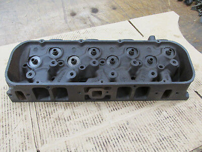 1970 Big Block Chevy BBC 402 454 Rectangle Port Head 3964291 F-12-9 291
