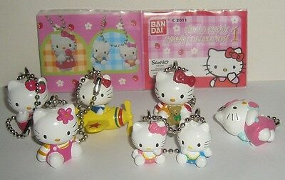 BANDAI - Hello Kitty Swing Collection 1 mit BPZ