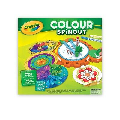 Colour Spin Out