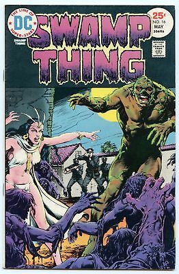 Swamp Thing 16 May 1975 FI (6.0)